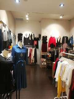 Retail Shop to turnover with no turnover fee