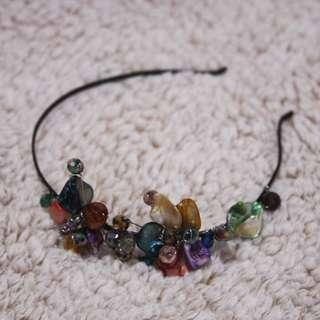 Colorful Flower Headband