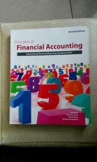 🚚 Principles of Financial Accounting IFRS (Second Edition) 原文書