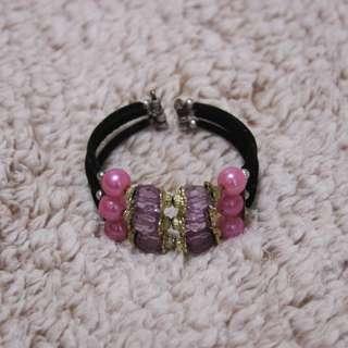 Purple & pink Bracelet