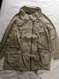 Zara TRF Brown Jacket