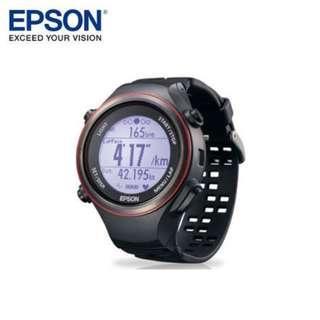 EPSON SF-850B Runsense 路跑教練GPS手錶(公司貨)