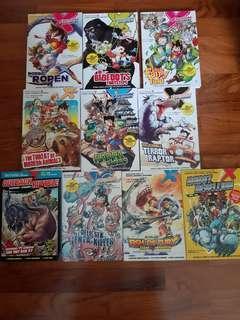 X VENTURE XPLOERERS - Set of 10 books!! Bundle Sales