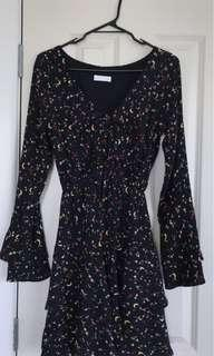 Kookai moon and stars dress