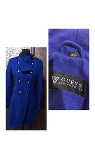 Guess blue outwear