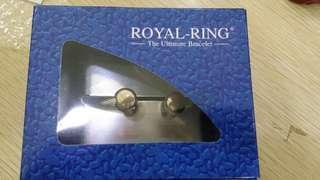 Royal ring bracelet