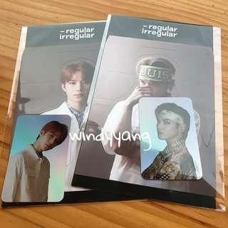 [WTS] NCT 127 Regular Official Hologram PC Standee