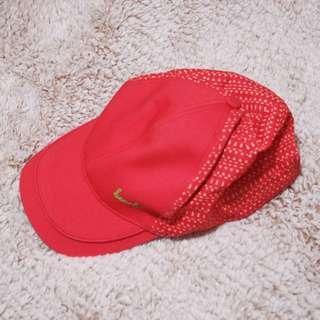 Pink Bench Cap