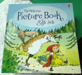 The Usborne Picture book Giftset- 20 books