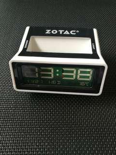 ZOTAC Bedside Clock Alarm Snooze