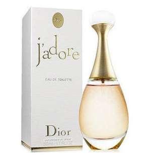 🚚 (可交換)Dior 香水 全新 真我宣言 100ml