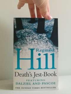 [Crime Fiction] Death's Jest-Book