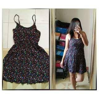 Floral Dress, Divided by H&M