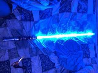 星戰金屬柄激光劍lightsaber