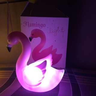 Flamingo light