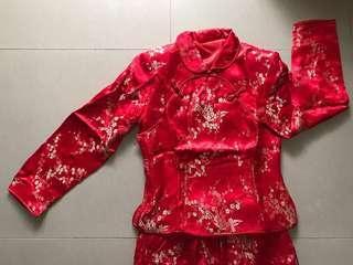 小鳳仙套裝