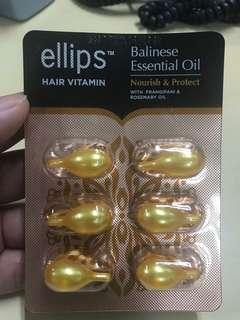 ELLIPS HAIR VITAMIN BALINESE ESSENTIAL OIL