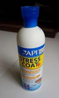 Yapi Stress Coat + chlorine removal