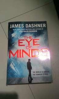 Eye of Minds by James Dashner
