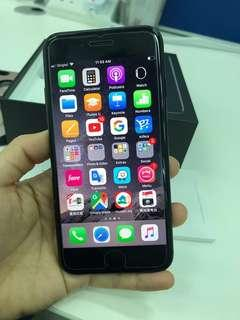 Jet Black Iphone 7-128gb