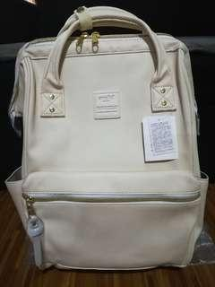SALE price! Now 2500 fr 2800 Anello Rucksack Ivory