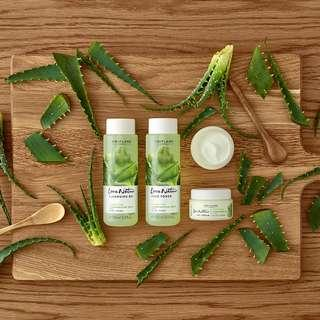 Love Nature Aloe Vera Set (3 pcs)