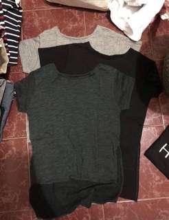 3 shirt