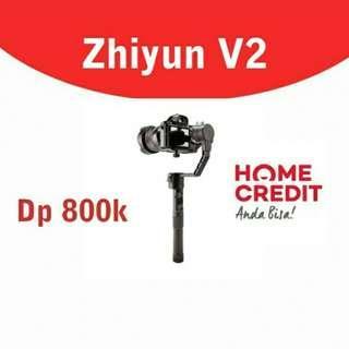 Zhiyun V2 credit  Cepat 3menit