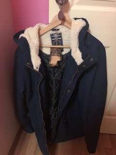 Parka Jacket Plus Size