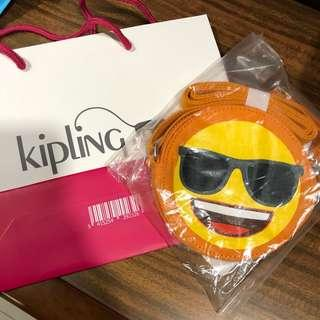 🆕Authentic Kipling Emoji Sling Bag