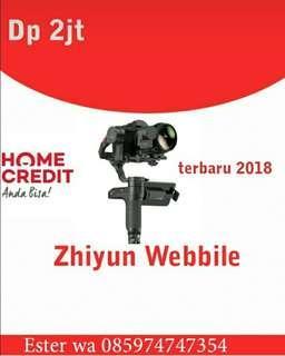 Zhiyun webbile credit proses 3menit
