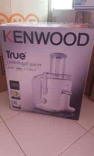 Reduced Price !! Kenwood Juicer