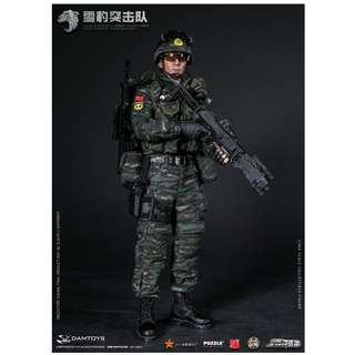 d6a8cca10f17a 78052 - Elite Series - Chinese People s Armed Police Force - Snow Leopard  Commando Unit Team