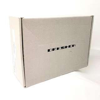 鞋盒 Rick Owens DRKSHDW boot box