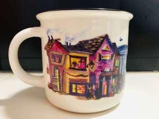 [Signed & Numbered] Harry Potter Diagon Alley Mug by Carakozik (873/1000)