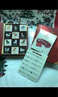 🚚 Christmas Chocolate gift boxes