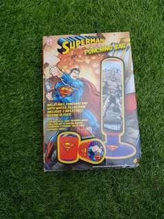 superman punching bag #jualanibu