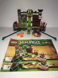Lego Ninjago model 9558