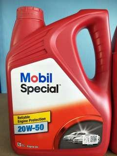 Mobil Special 20W–50