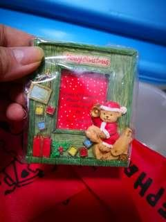 BN small christmas picture frame