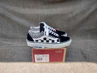 Vans Oldskool Mix Checkerboard Black White