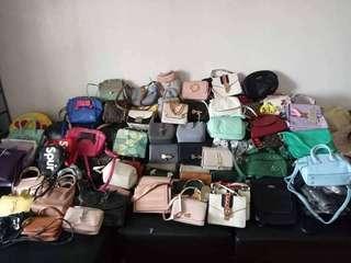Brandnew korean sling bags