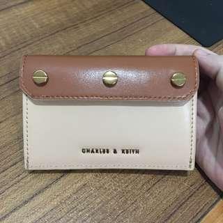 dompet charles n keith 100% original store
