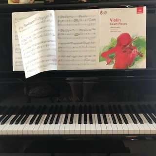 ON HOLD - Kawai US50 Piano excellent condition free deliverye