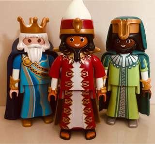 Playmobil Three Kings