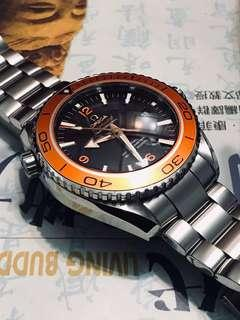 Omega Seamaster Planet Ocean 600m 23230462101002 diver watch