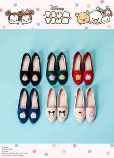TSUM TSUM平底鞋