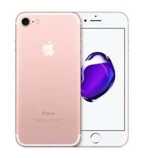 iPhone 7 Rose Gold 128GB Smartphone, Unlocked
