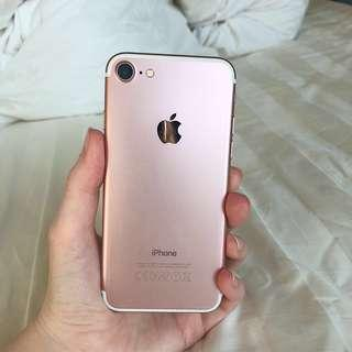 iPhone 7 256 GB Rose Gold