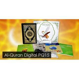 Al quran Pen Pq 15 Digital E Pen Reader Read Boy Bayan Cordoba Murah